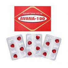 Avanafil Avana-100 in Nederland