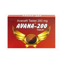 Avanafil Avana-200 in Nederland