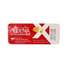 Sildenafil Fildena Extra Power 150 mg in Nederland