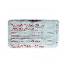 Tadalafil Tadarise-20 mg in Nederland