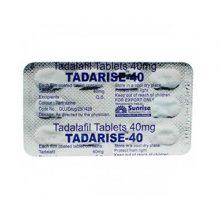 Tadalafil Tadarise-40 in Nederland