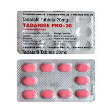 Tadalafil Tadarise Pro-20 in Nederland