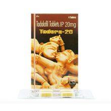 Tadalafil Tadora-20 mg in Nederland